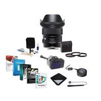 24mm f/1.4 DG HSM ART Lens for Nikon DSLR Cameras USA War...