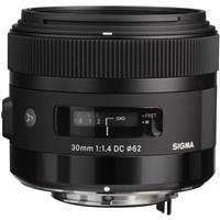 Sigma 30mm f/1.4 DC HSM ART Lens for Penatx DSLR Cameras,...