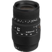 Sigma 70-300mm f/4-5.6 DG Macro Tele Zoom Lens for Canon ...