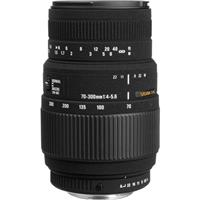 Sigma 70-300mm f/4-5.6 DLM DG (Motorized) Macro Tele Zoom...