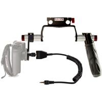 Quick Handheld Rod Block & Grip Relocator Kit for Canon C...