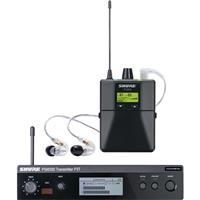 Shure PSM 300 Stereo Personal Wireless Monitor System, In...