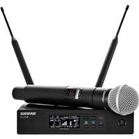 Shure QLXD24 Wireless Microphone System, G50 470-534 MHz,...