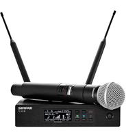 Shure QLXD24 Wireless Microphone System, J50 572-636 MHz,...