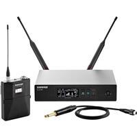 Shure QLXD14 Bodypack Guitar/Bass Wireless System, G50/47...