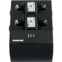Shure SBC200 Dual-Docking Transmitter & Battery Charger w...