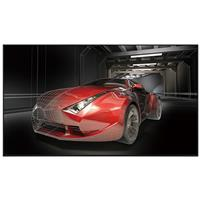 """Sharp PN-H4701 70"""" Class 4K Commercial LED Monitor, Brill..."""