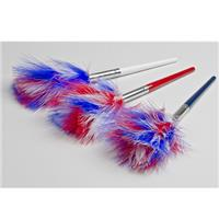 Patriot 3 Marabou Feather Dusters, Latent Print Brush, Pa...