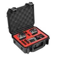 SKB iSeries 0907-4 Injection Molded Waterproof Case for D...