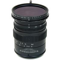 35mm T1.4 Cine Mark II Lens for E Mount + SLR Magic 52mm ...