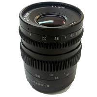 35mm T1.4 Cine Mark II Lens for Micro 4/3