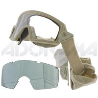 "Smith Optics ""Outside The Wire"" Goggles Field Kit, with C..."