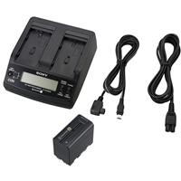 Sony ACCL1BP Power Supply & Fast Dual Charger for HDV and...