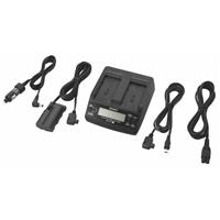 Sony L Series Super Quick Twin-Charger with AC/DC Adapter