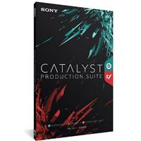 Sony Catalyst Production Suite with Activation Code