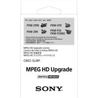 Sony CBKZSLMP MPEG HD Recording Upgrade License for PXW-X...