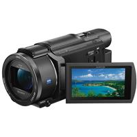 Sony FDR-AX53 16.6MP 4K Ultra HD Handycam Camcorder, 20x ...
