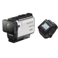 Sony FDR-X3000R 4K Action Camera with Balanced Optical St...