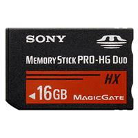 Sony 16GB PRO-HG Duo HX Memory Stick without Adapter