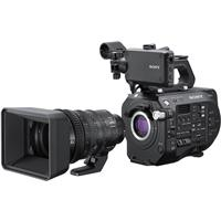Sony PXW-FS7M2 4K XDCAM Super 35 Camcorder Kit with 18-11 PXW-FS7M2K