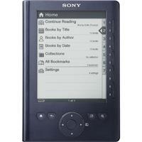Sony PRS-300BC E-Reader Pocket Edition Digital Book, Navy...