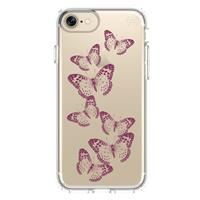 Speck Presidio Case for iPhone 7, Brilliant Butterflies R...