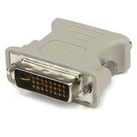 Startech 29 Pin DVI-I Male to 15 Pin VGA High Density D-S...