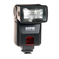 Sunpak DF3000 TTL Digital Flash for Nikon DSLR Cameras