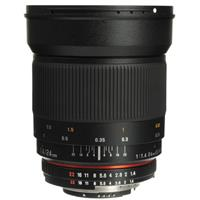 Samyang 24mm f/1.4 ED AS UMC Wide-Angle, Manual Focus Len...