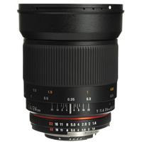 Samyang 24mm f/1.4 ED AS UMC Wide-Angle, Manual Focus Len...