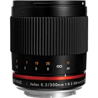 Samyang Reflex 300mm f/6.3 ED UMC CS Manual Focus Lens So...