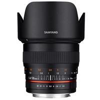 Samyang 50mm F1.4, Manual Focus Lens for Canon EOS Mount,...