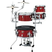 Tama Cocktail-JAM Mini 4-Piece Shell Pack with Hardware, ...