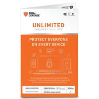 Total Defense Unlimited Internet Security for Unlimited D...