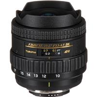 10-17mm F/3.5-4.5 DX Autofocus Fisheye Zoom Lens for Niko...