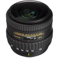 Tokina 10-17mm F/3.5-4.5 DX Autofocus Fisheye Zoom Lens f...