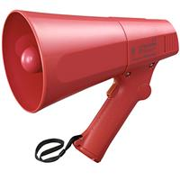 TOA ER-520S Hand Grip Type Megaphone with Siren, 6W Outpu...