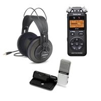 TASCAM DR-05 Portable Handheld Digital Audio Recorder - B...