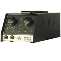Universal Audio SOLO/610 Classic Tube Preamplifier and DI...