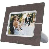 """Philips 7"""" LCD Digital Photo Frame with Memory Card Slots."""