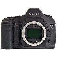 Canon EOS 5D 12.8 Megapixel Digital SLR Camera Body