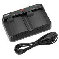 Canon LC-E4 Compact Double Battery Charger for LP-E4 Batt...
