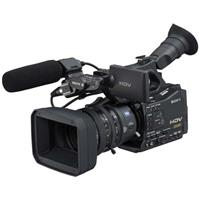 Sony HVR-Z7U 1080I HDV Camcorder KIT With HVR-MRC1 Memory Recording Unit And Interchangeable Lens (1430 Hours)