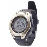 UZI W-725 Digital Sport Men's Watch with Rubber Strap, Bl...