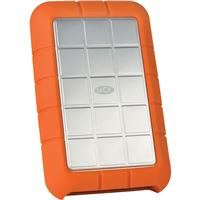LaCie 2TB Rugged Triple Interface USB 3.0 External Portab...