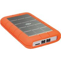1TB Rugged Triple Interface USB 3.0 Portable Hard Drive, ...