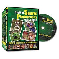 Vortex Digital Sports Photography Instructional DVD (72 m...