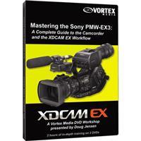 "Vortex Tutorial EX3-DVD, ""Mastering The Sony PMW-EX3"" Cam..."