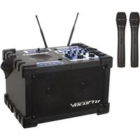 VocoPro JAMCUBE2 100W Stereo All-in-One Mini PA Entertain...