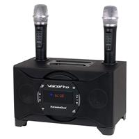 VocoPro KaroakeDual 100W Tablet/Smart TV Karaoke System w...